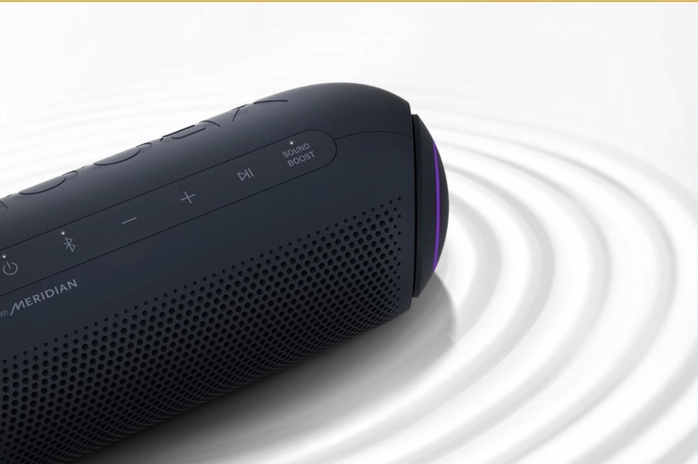 Loa Bluetooth XBOOM Go Life Is Good Full Box Nguyên Seal - Âm Thanh Sống Động - Công Suất Siêu Khỏe