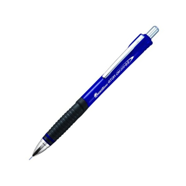 Bút Chì Bấm QTM QM220 Xanh Dương