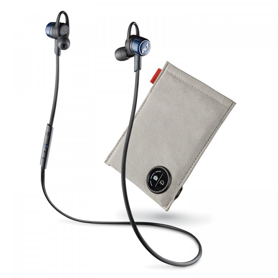 Tai Nghe Bluetooth Thể Thao Plantronics Backbeat Go 3 With Case - Hàng Chính Hãng