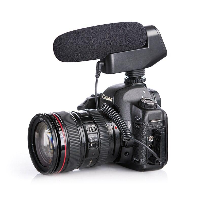 Boya BY-VM600 - Micro shotgun cho điện thoại, máy ảnh - Hàng Chính Hãng