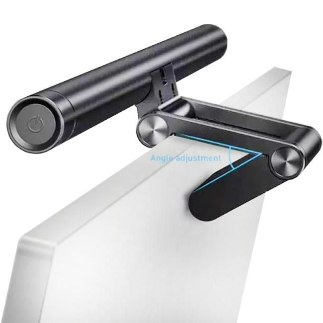 Đèn treo màn hình máy tính laptop hiệu Baseus - DGIWK-01 - Hàng nhập khẩu