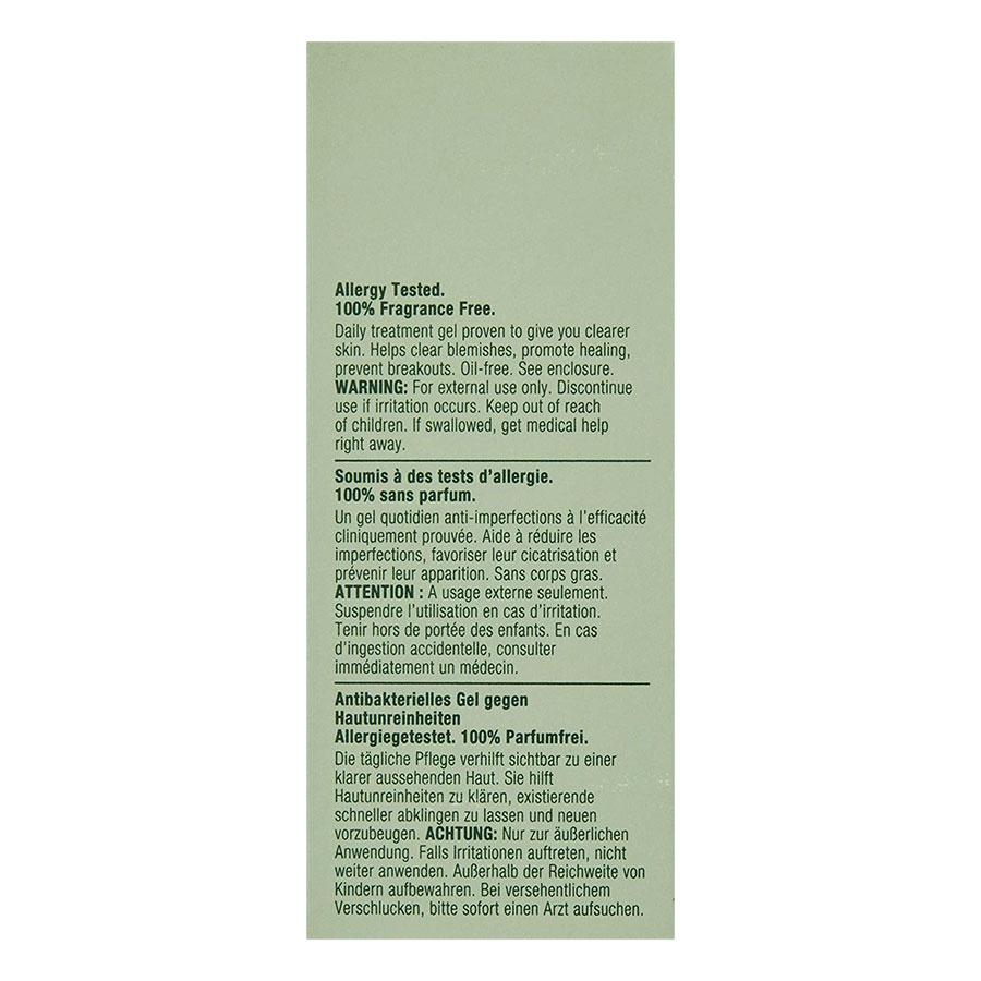 Gel trị mụn Clinique Acne Solutions - Clinical Clearing Gel 30ml