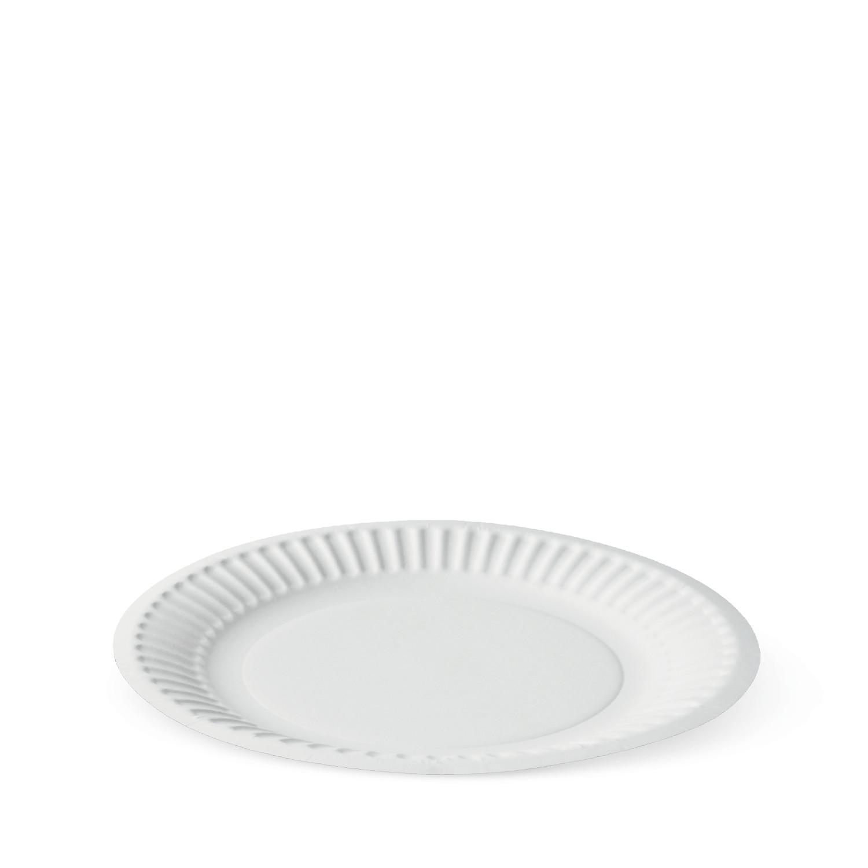 Đĩa giấy trắng Detpak đường kính 17.5cm- 50 cái