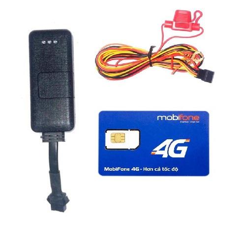 Định Vị Xe Máy A8 Pro Tặng Sim 4G Sử Dụng 12 Tháng