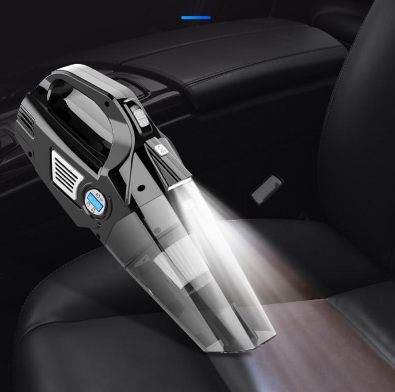 Máy hút bụi cầm tay xe ô tô - máy hút bụi anker 4in1 kèm bơm lốp xe hơi