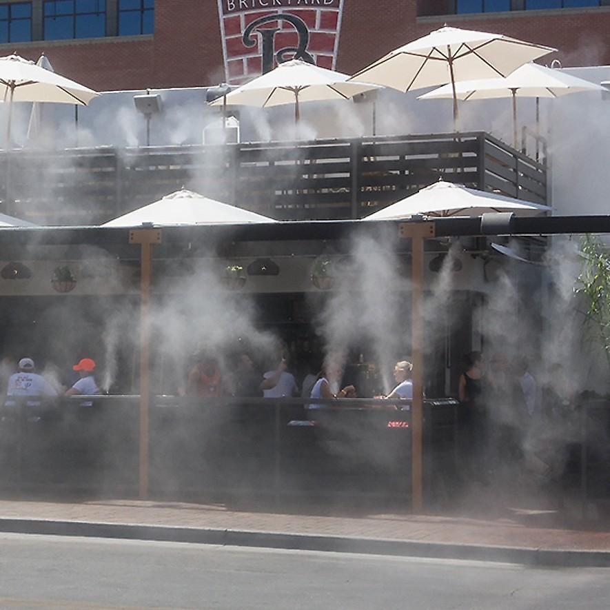 Bộ Máy Phun Sương Làm Mát Không Khí