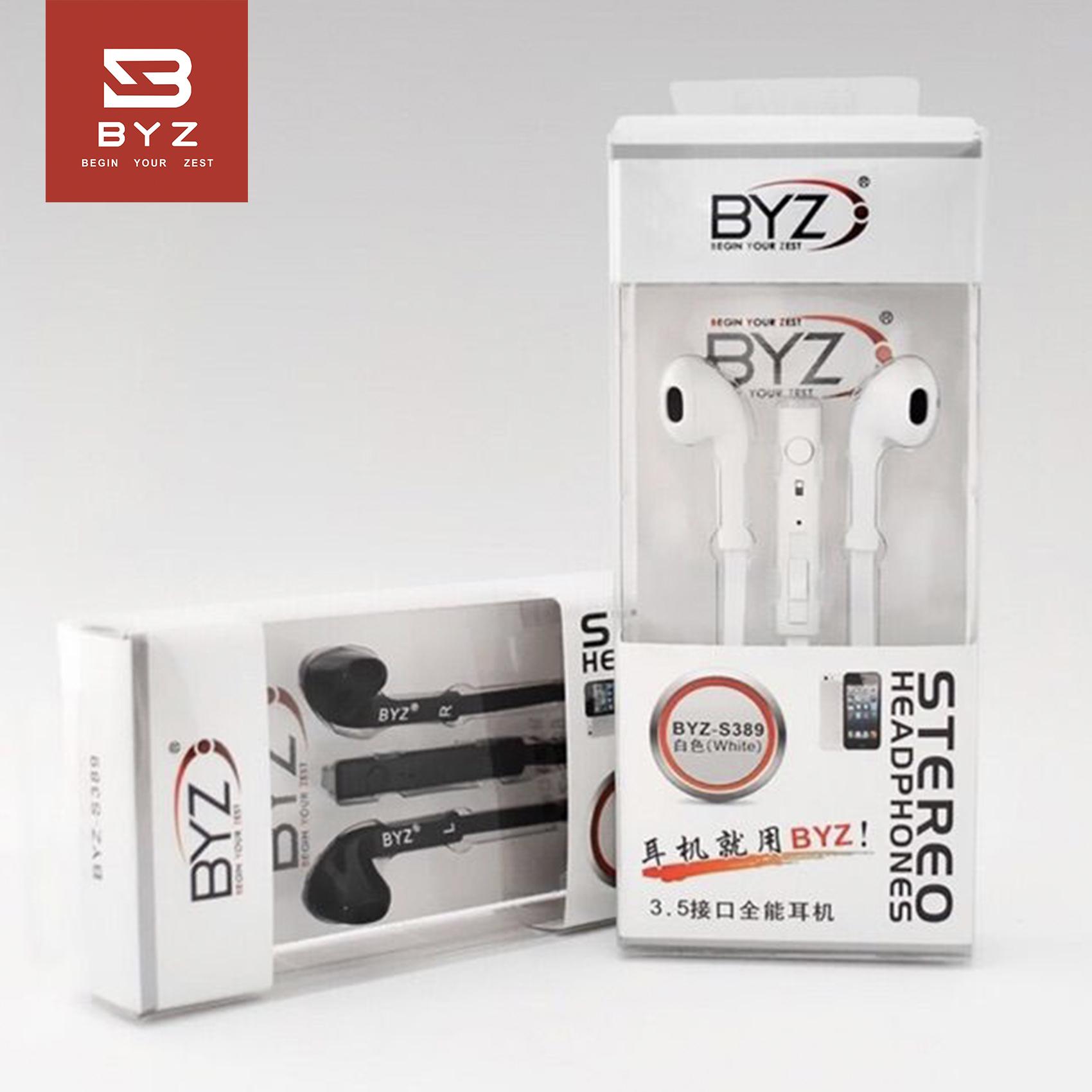 Hình ảnh Tai nghe BYZ 389 ( chính hãng )