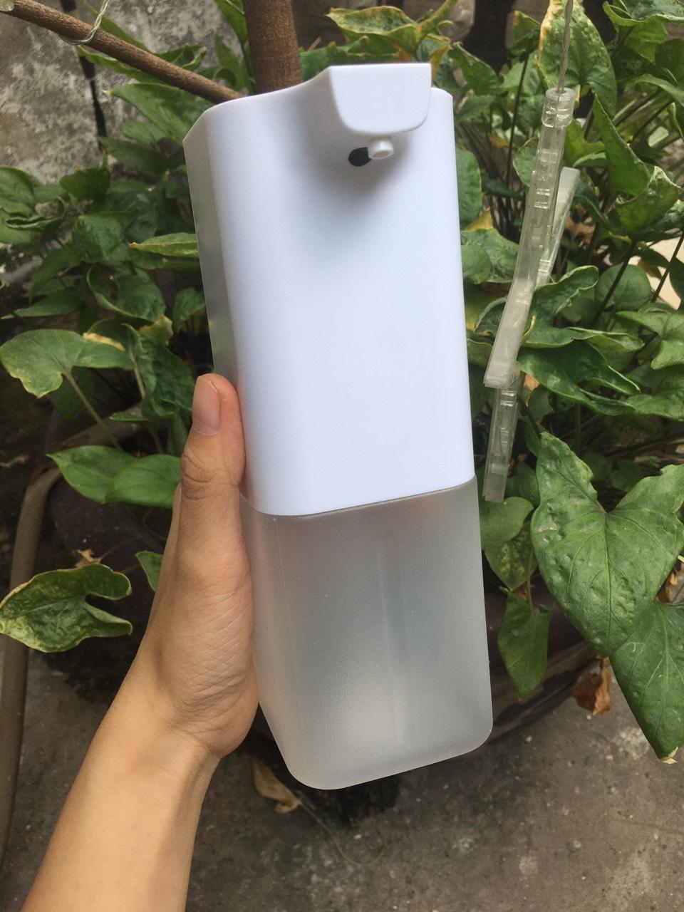 Máy Tạo Bọt Rửa Tay Cảm Biến Tự Động Tặng Kèm Viên Xà Bông