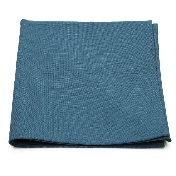 Combo 5 Cái Khăn Ăn Ocean Blue Napkin 45x45cm (Xanh)
