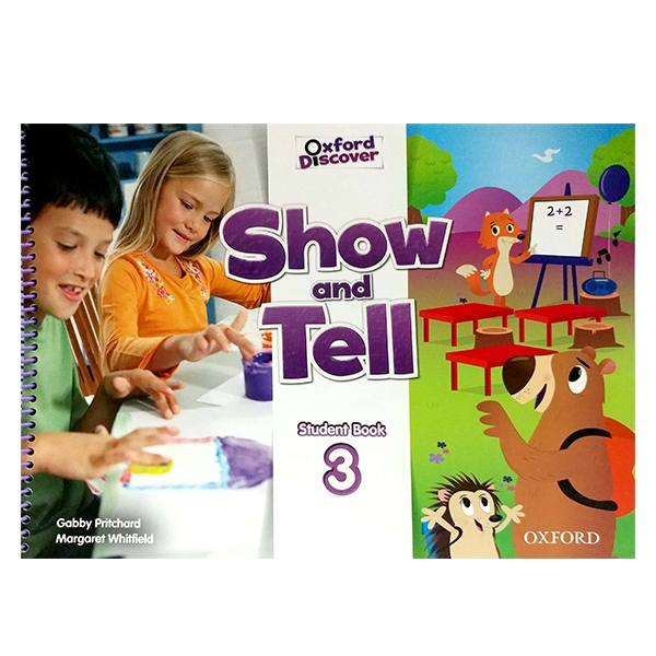 Show and Tell Level 3 Student Book