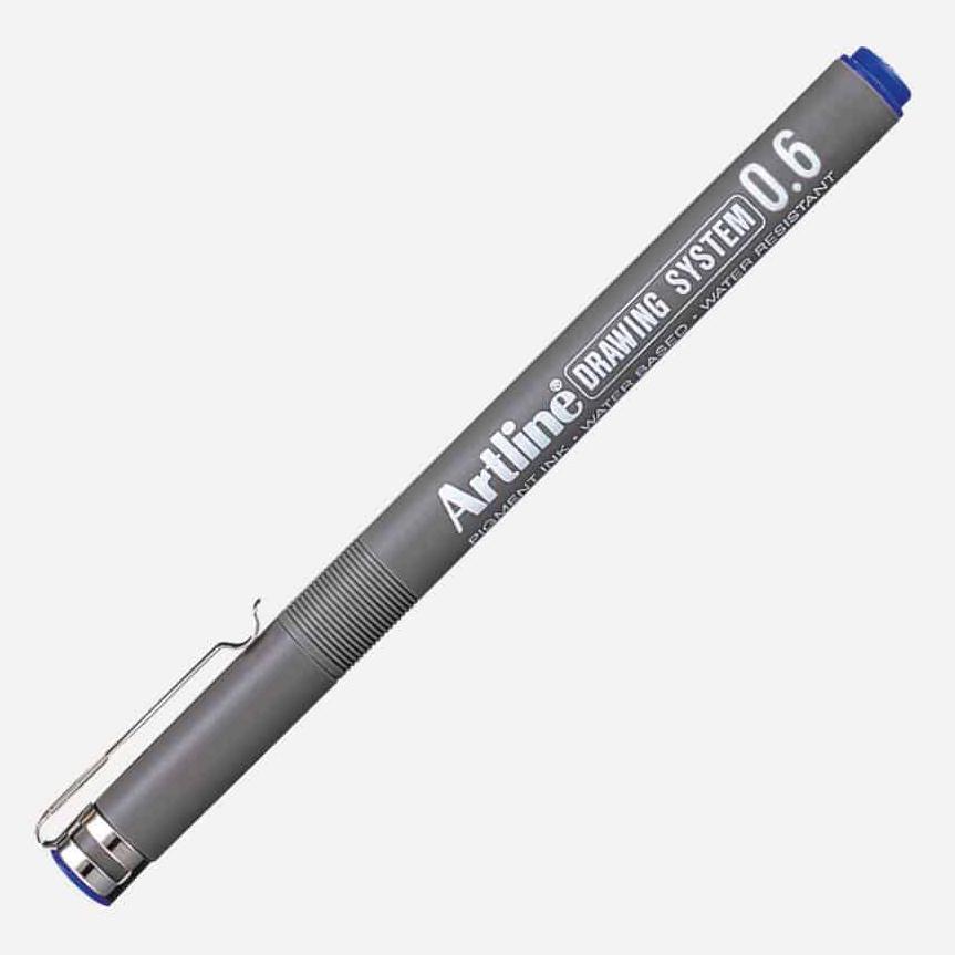 Bút Vẽ Kỹ Thuật Artline EK - 236