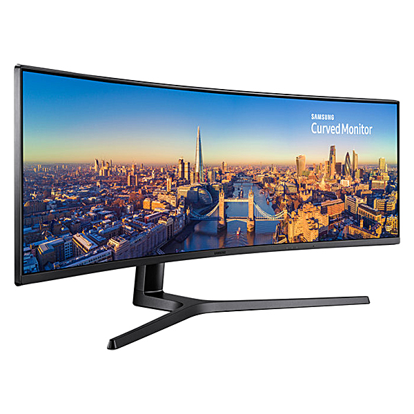 Màn Hình Cong Samsung LC49J890DKEXXV 49inch Ultra HD 5ms 144Hz VA Speaker - Hàng Chính Hãng