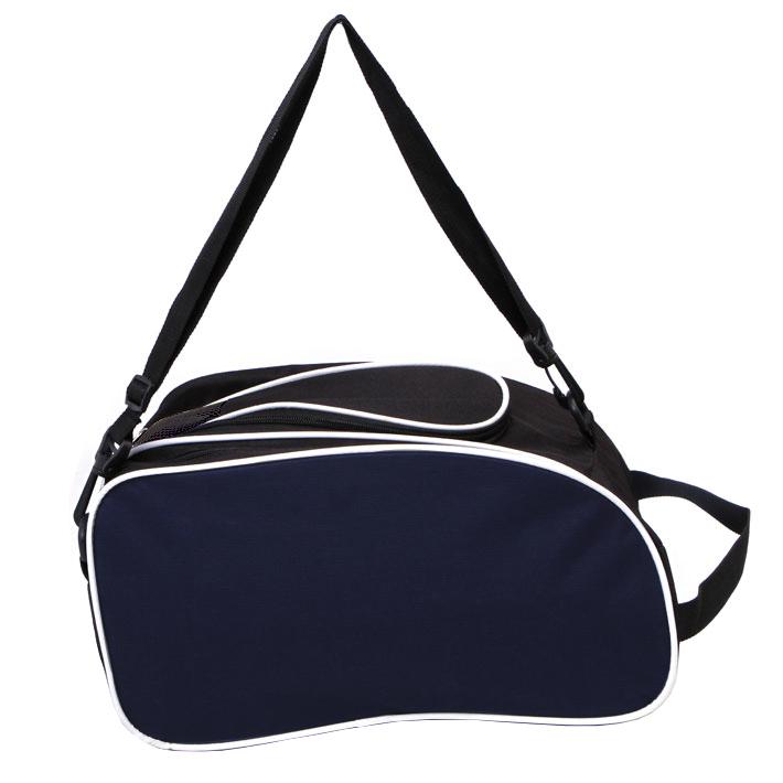 Túi đựng giày thể thao 2 ngăn Gymlink Sportslink (Xanh đen)