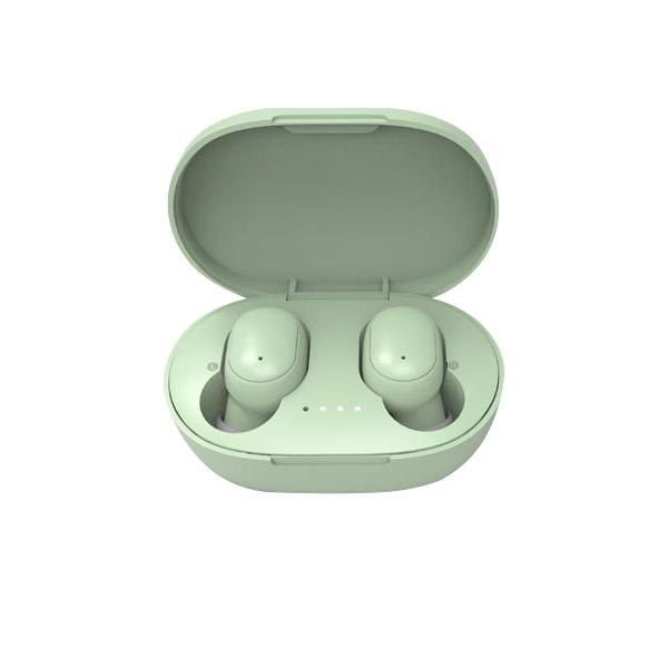 Tai nghe nhét tai Bluetooth không dây wireless Xanh Mint - Hàng Chính Hãng