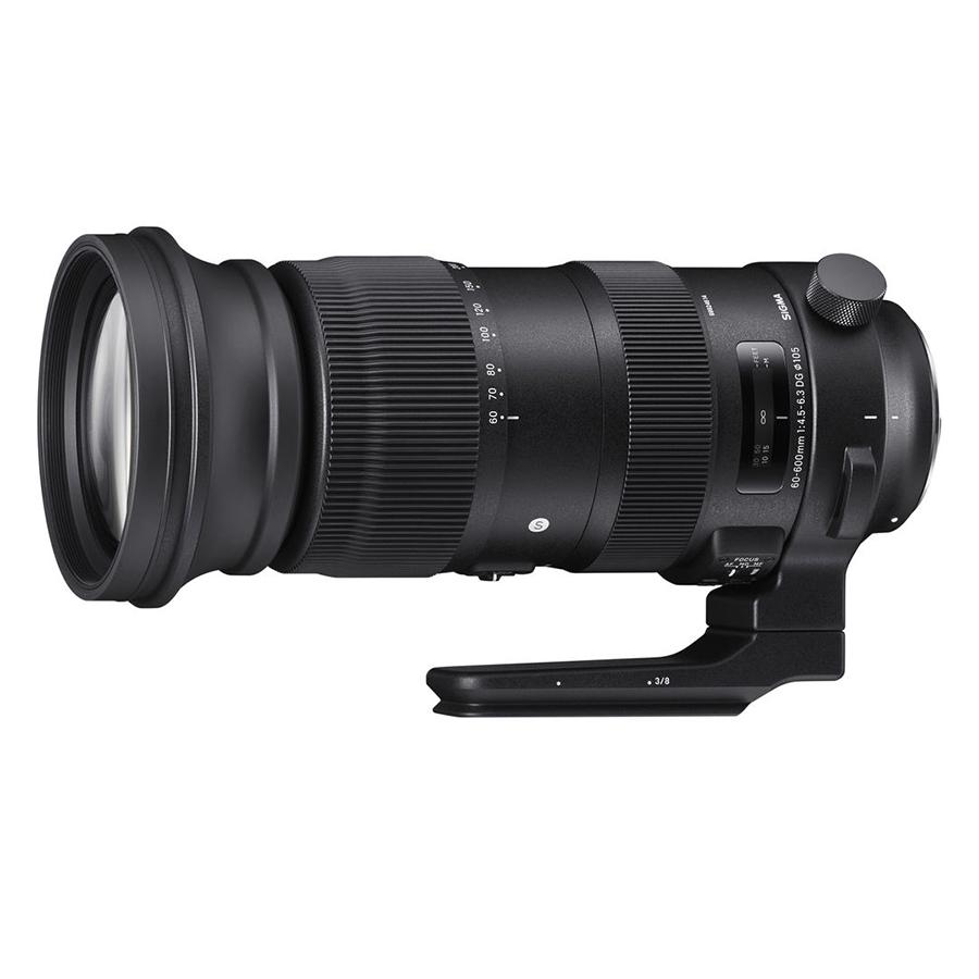Ống Kính Sigma 60-600 F4.5-6.3 DG OS HSM Sport For Nikon - Hàng Chính Hãng