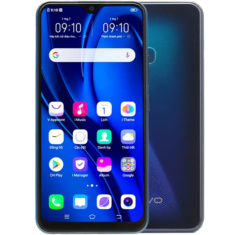 Điện thoại Vivo U10 4GB64GB - Hàng chính hãng - Xanh Dương