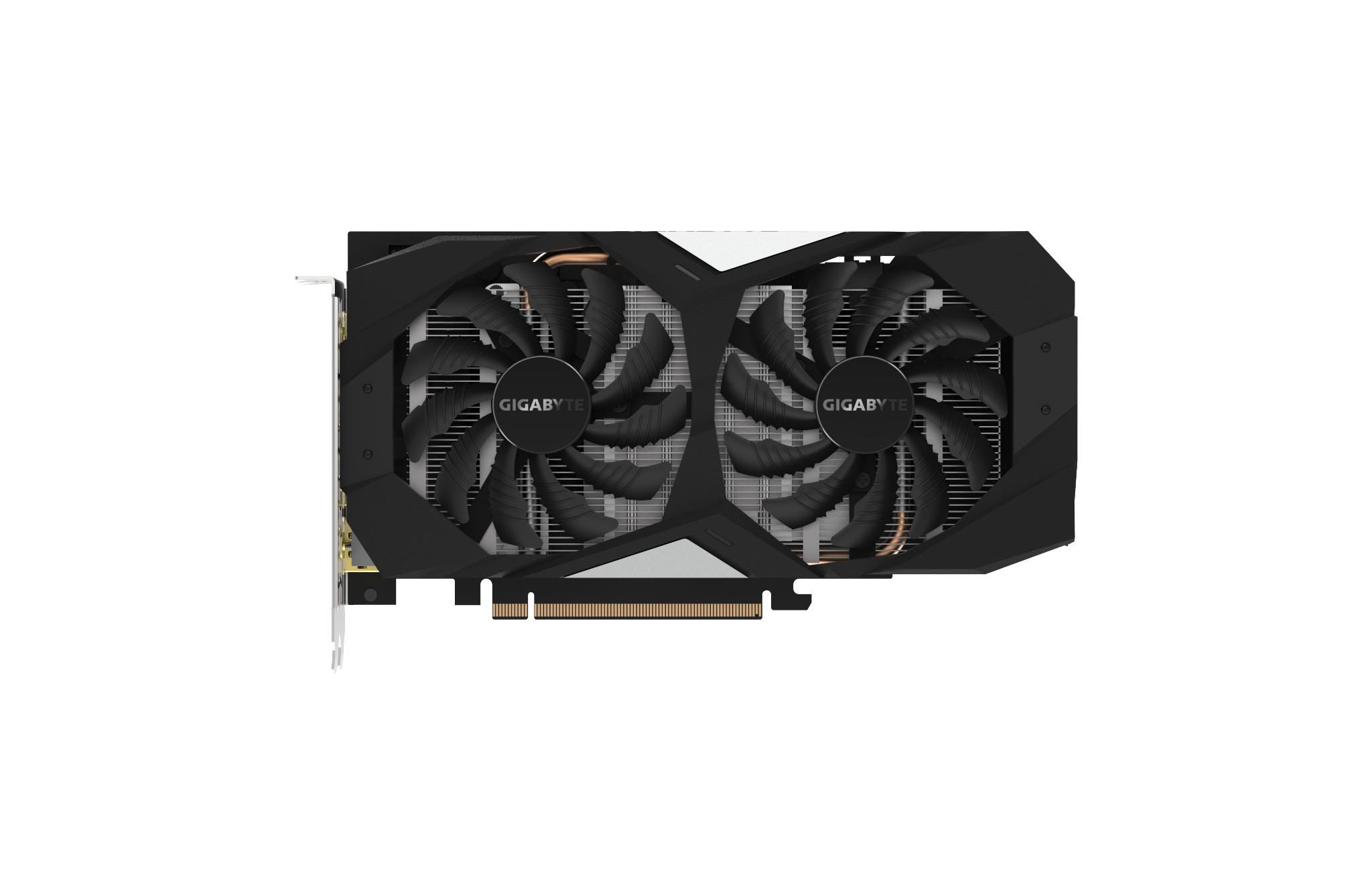 Card màn hình GIGABYTE GeForce GTX 1660 6GB GDDR5 OC (GV-N1660OC-6GD) - Hàng Chính Hãng