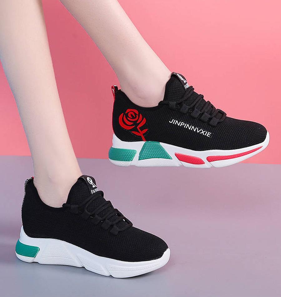 Giày sneaker nữ phong cách thể thao 179