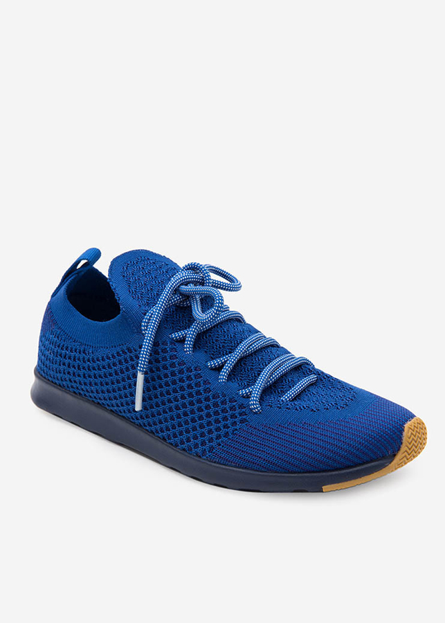 Giày Sneakers Unisex Native AD AP MERCURY LITEKNIT (211039194354) VICTORIA BLUE/ REGATTA BLUE/ NAT RUBBER