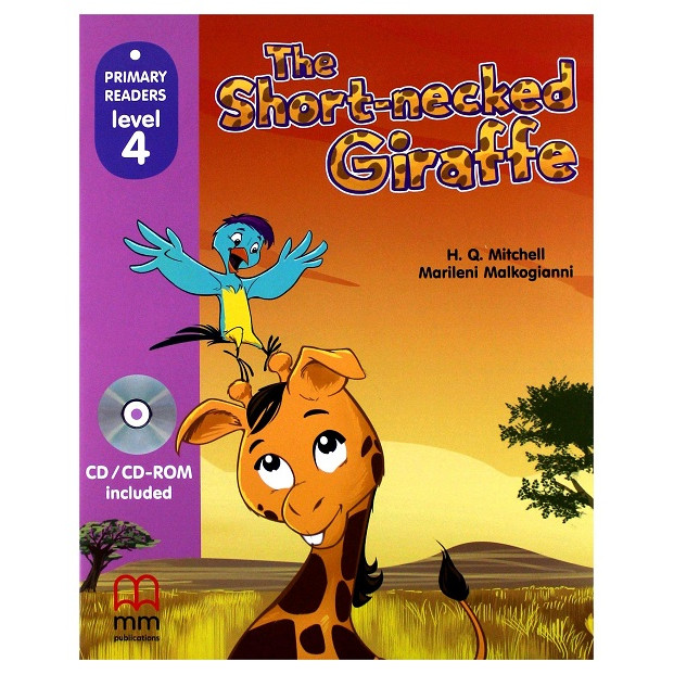 MM Publications: The Short-Necked Giraffe S.B. (Without Cd-Rom) British & American Edition