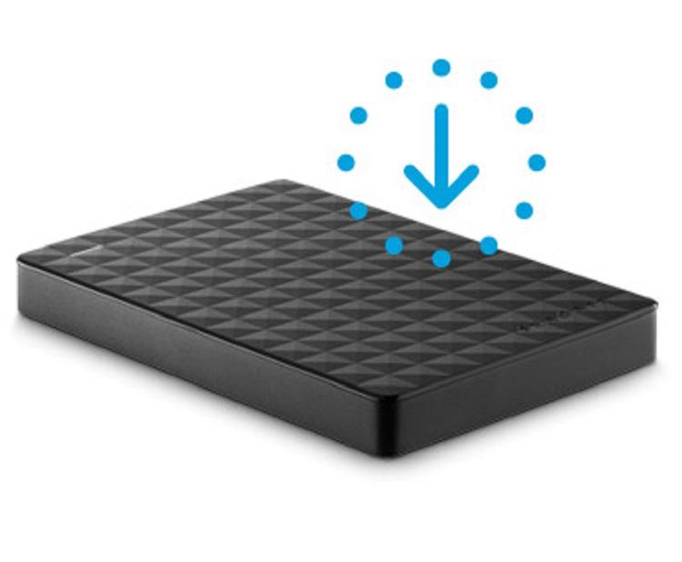 Ổ cứng di động Seagate Expansion Portable Drive 4TB - STEA4000400