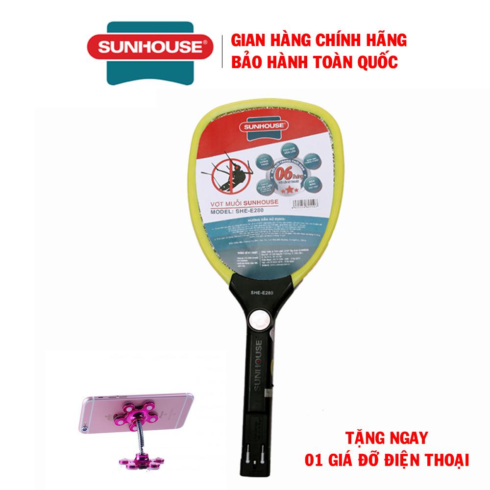 Vợt muỗi Sunhouse SHE-E280