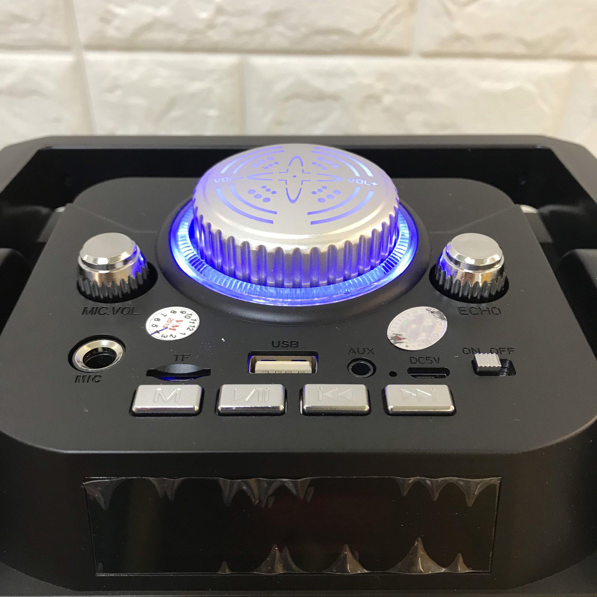 Loa bluetooth Karaoke P-115