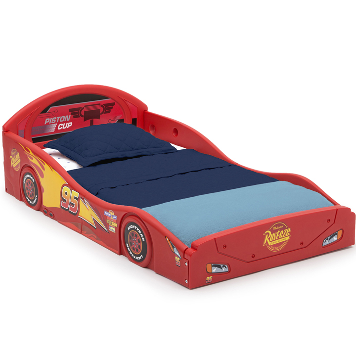 Giường ngủ trẻ em mẫu mới tặng đệm
