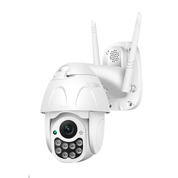 Camera Ip Wifi Ngoài Trời Yoosee GW-D08S ban đêm có màu - Hàng Nhập Khẩu
