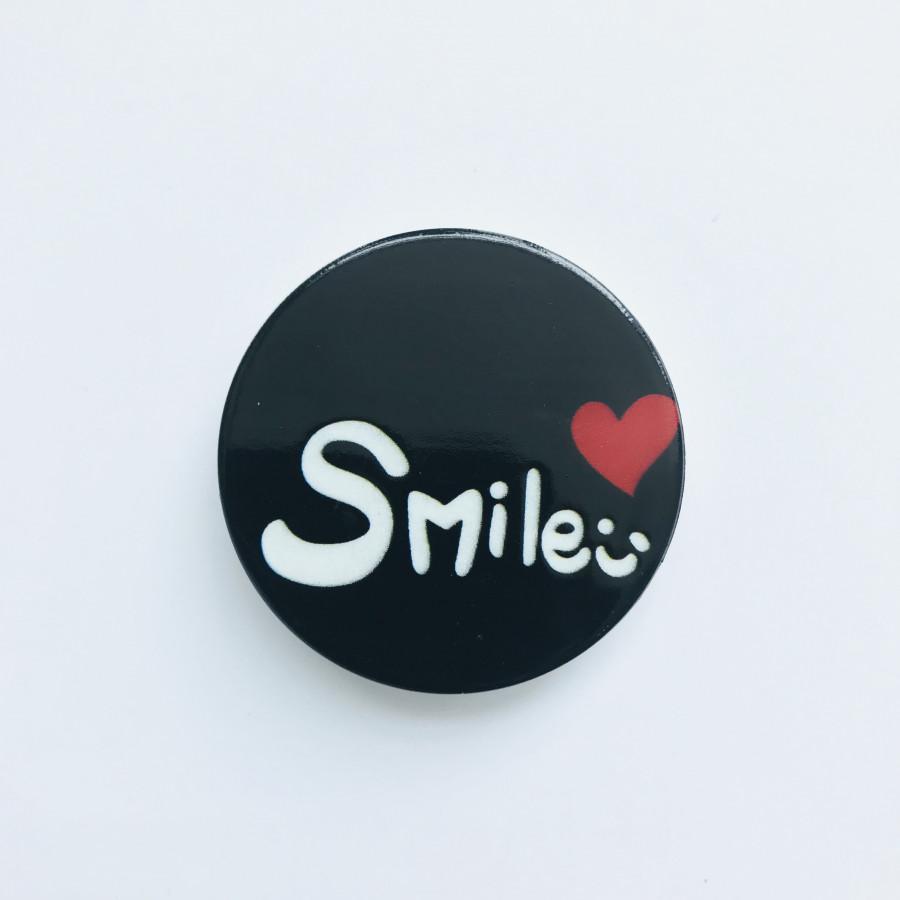Popsocket dán dành cho điện thoại Smile