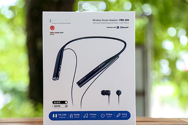 Tai Nghe Bluetooth Nhét Tai Partron Croise.R PBH-300 - Hàng Chính Hãng
