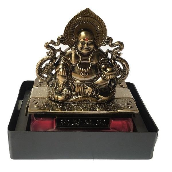 Nước hoa ôtô cao cấp History Phật Di Lặc (Màu ngẫu nhiên)
