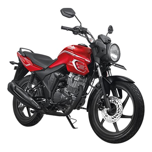 Xe Máy Nhập Khẩu Honda CB 150 Verza - Đen đỏ