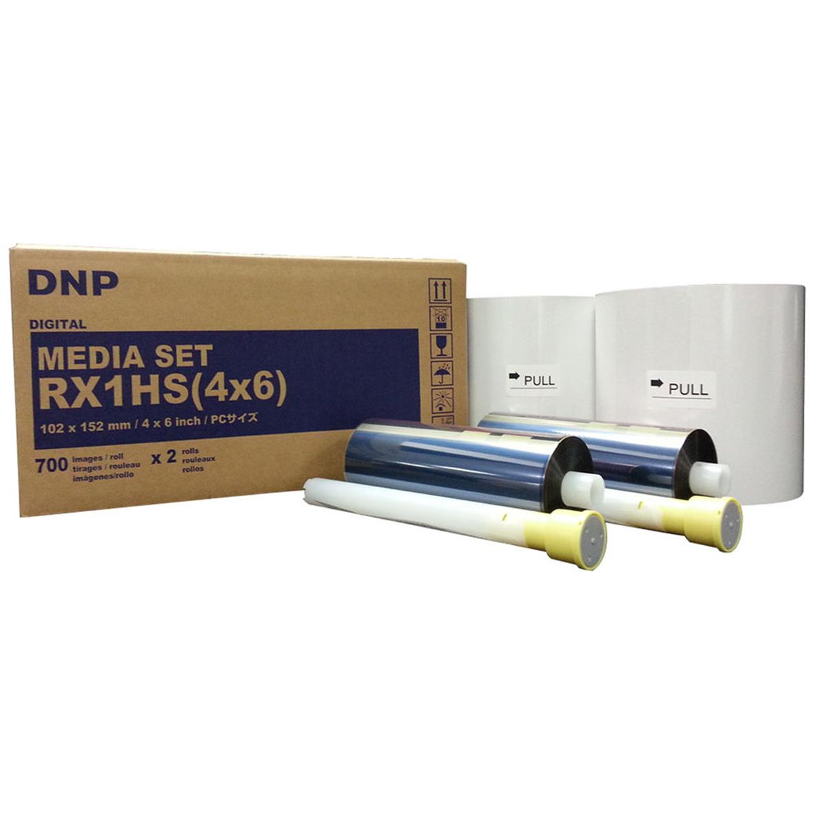 Giấy in ảnh DNP 4R 10x15 (Hàng Chính Hãng)