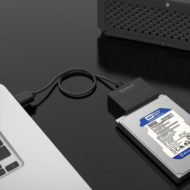 Dock ổ cứng 2.5'' chuẩn 3.0 Orico 27UTS - Hàng nhập khẩu
