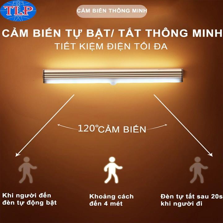 Đèn led cảm biến tự động thông minh không dây