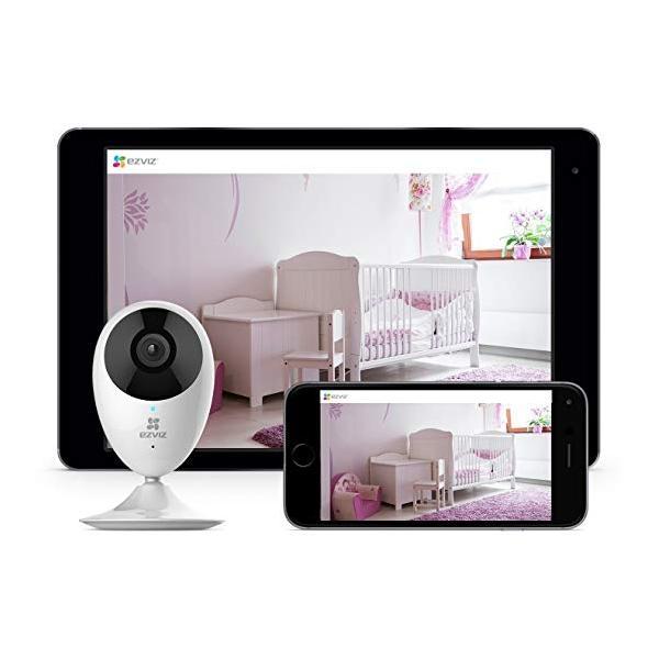 Camera IP Wifi Ezviz ECS-CV206 - Hàng chính hãng