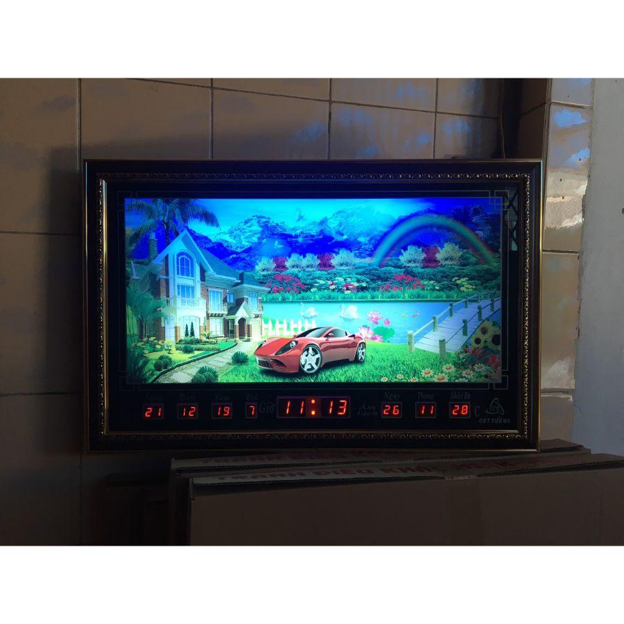 Đồng hồ lịch vạn niên Cát Tường 68440