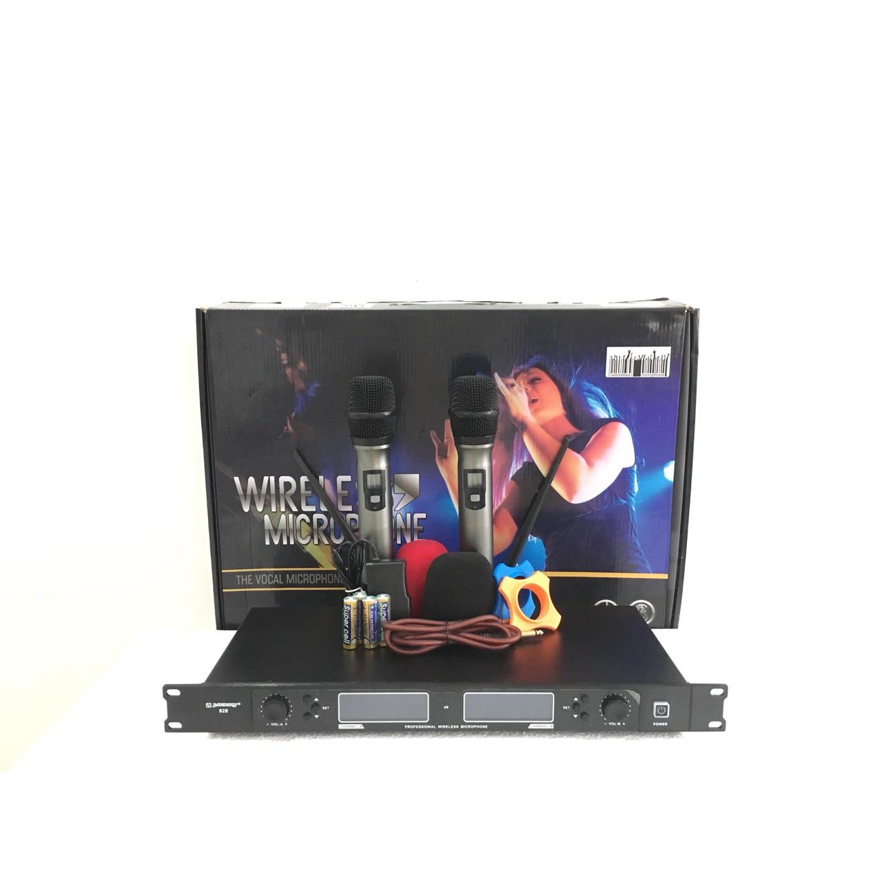 """Micro amply """"DAVIDSON 828"""" karaoke cao cấp – HÀNG VIP - SẢN PHẨM CHÍNH HÃNG"""