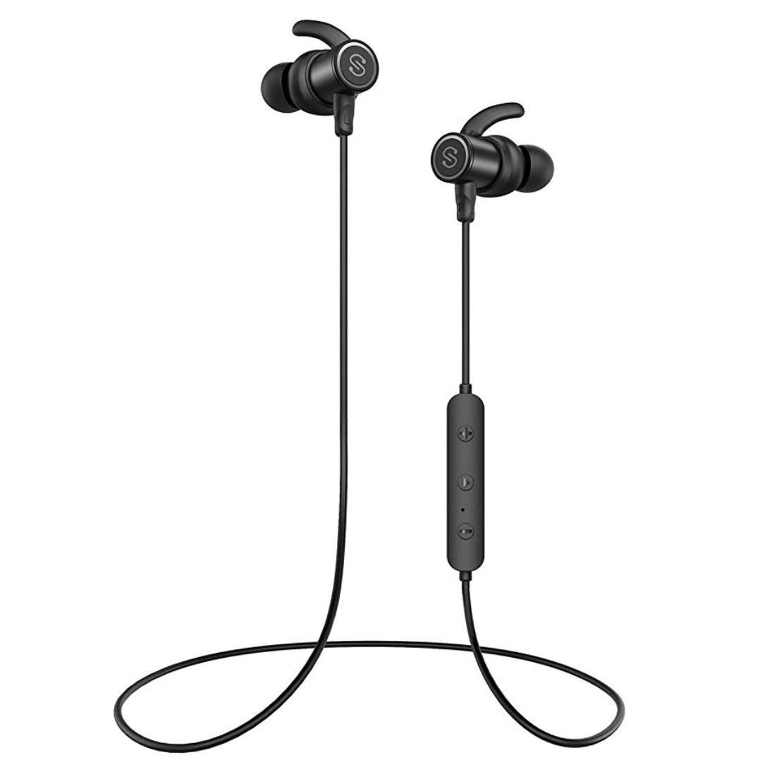 Tai Nghe Bluetooth Choàng Cổ Thể Thao SOUNDPEATS Q30 HD Chống Nước IPX6 - Hàng Chính Hãng