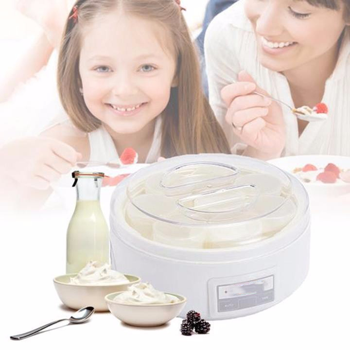 Máy làm sữa chua CM301 - 16 cốc nhựa