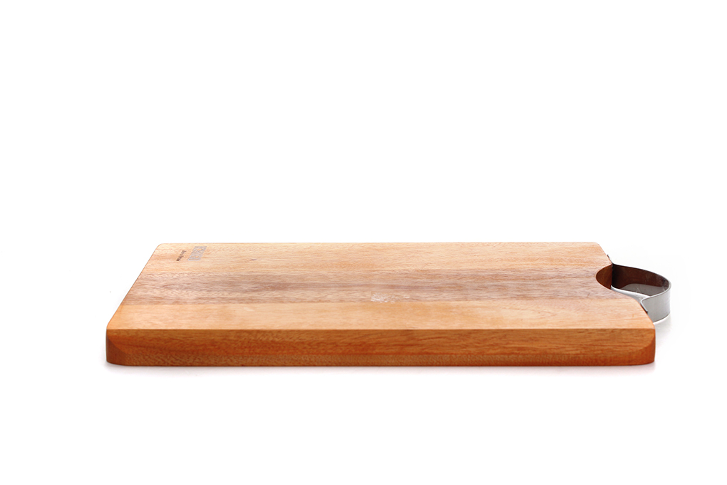 Thớt gỗ vát xà cừ Ichigo IG-4898 (28 x 21 cm)
