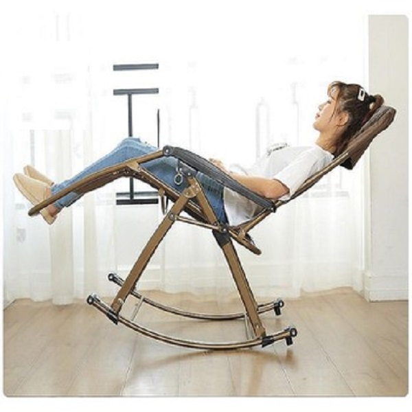Ghế xếp kiêm massage thư giãn