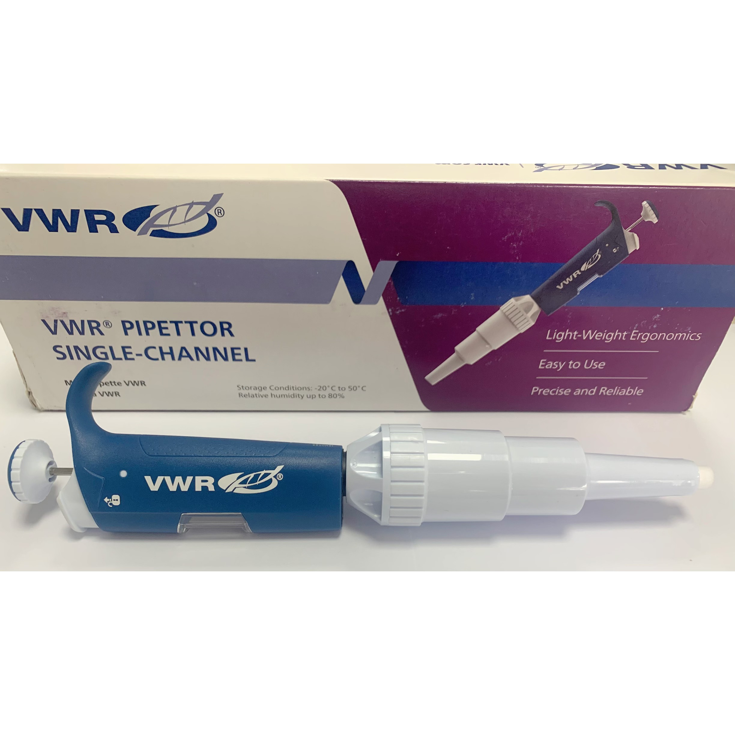 Micropipette VWR High Performance 1000-10000µL