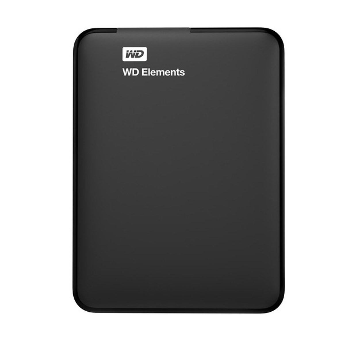 Ổ Cứng Di Động WD Elements 2tb (new) - Usb3.0 - Hàng Nhập Khẩu