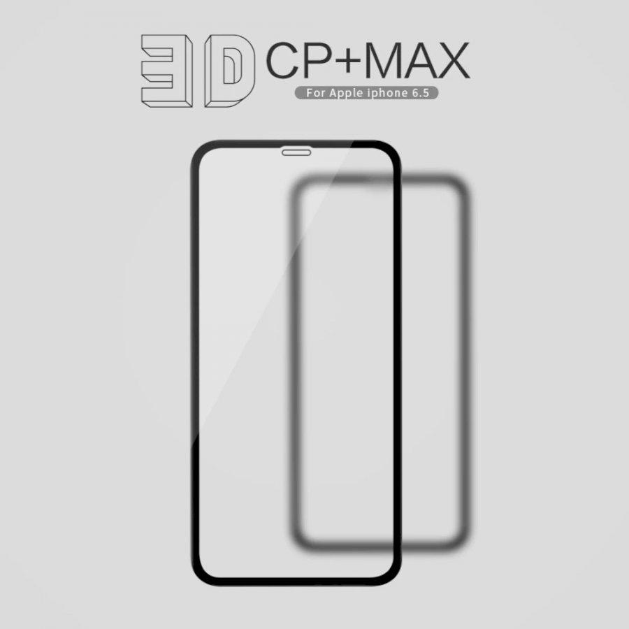 Miếng dán kính cường lực iPhone XS Max Nillkin CP Max full màn hình vô cực - Hàng chính hãng