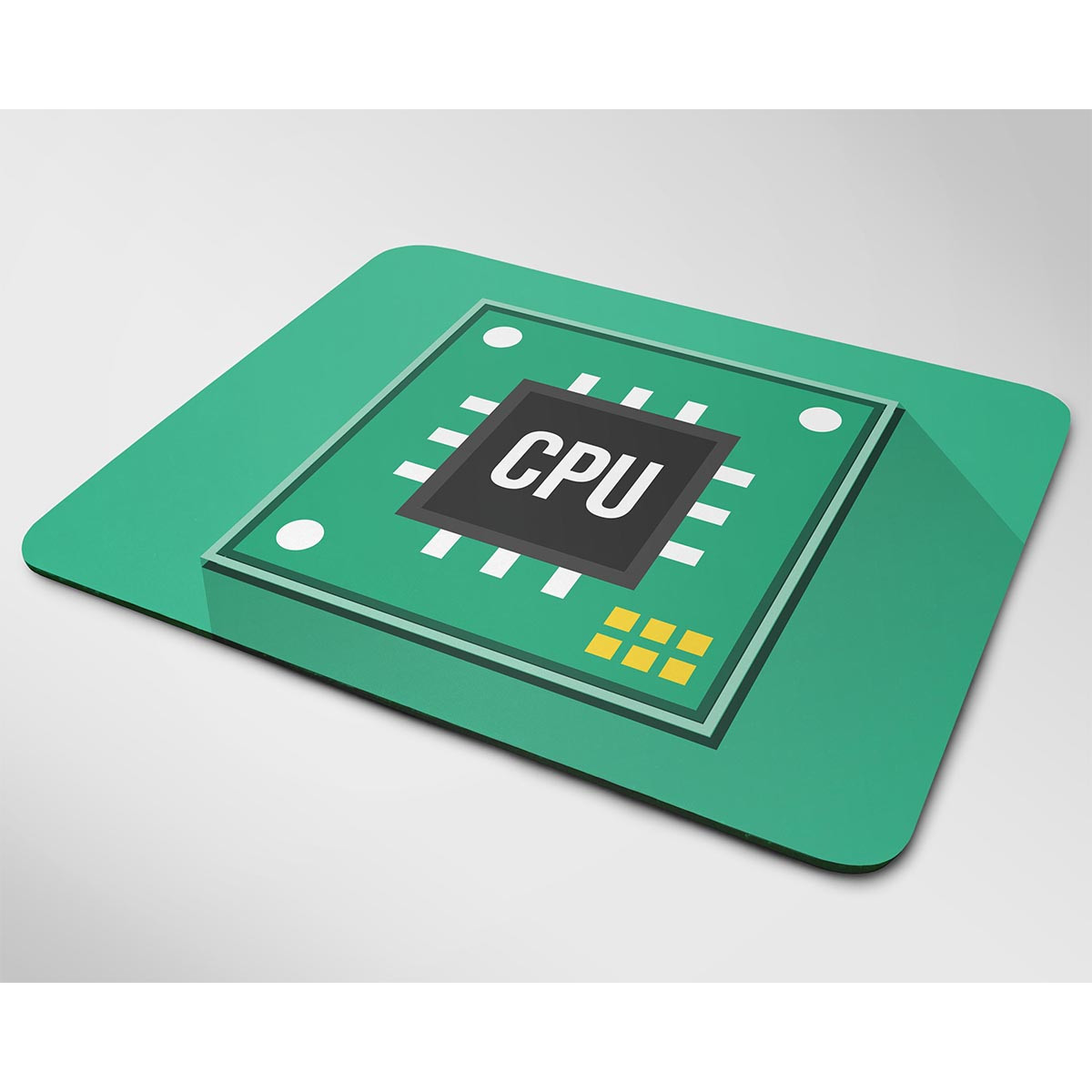 Miếng lót chuột mẫu Chip CPU