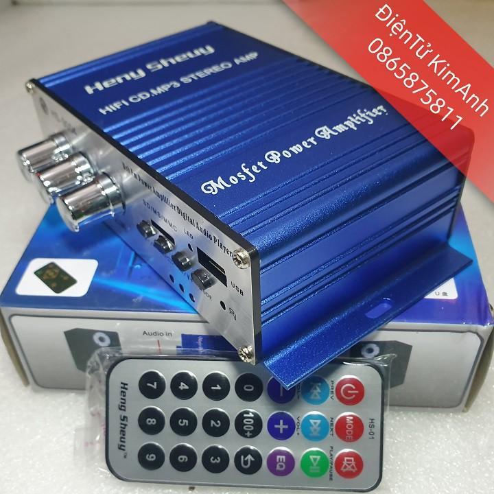 Ampli mini 12V HS-9004