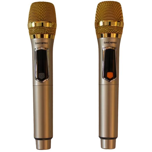 Loa Kéo Di Động Karaoke Bass 40 Daichipro DCP-15C (1500W) 4 Tấc - Chính Hãng
