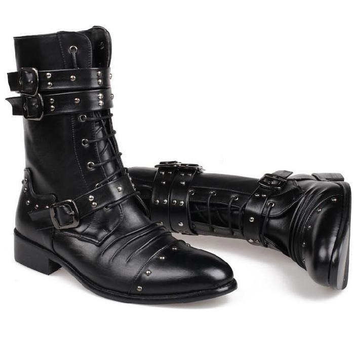 Giày cao cổ nam G229